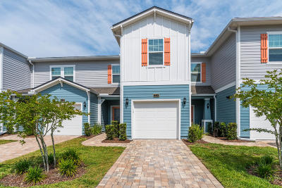St. Johns County Rental For Rent: 28 Pindo Palm Dr