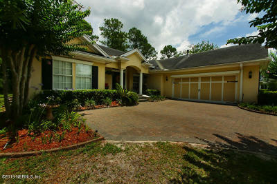 St Augustine Single Family Home For Sale: 1718 Pepper Stone Ct