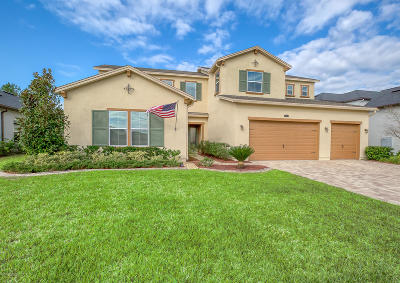 St. Johns County Rental For Rent: 93 Amalurra Trl