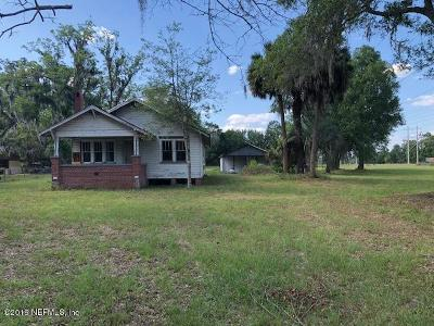 Marietta Single Family Home For Sale: 9671 Old Plank Rd