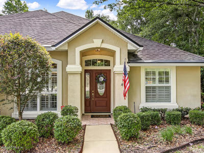 Jacksonville Single Family Home For Sale: 3791 Golden Reeds Ln