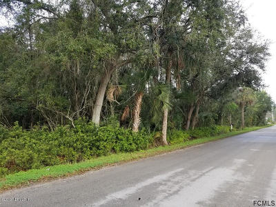 St. Johns County Residential Lots & Land For Sale: Collins Ave