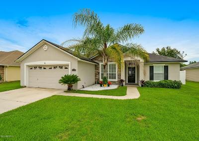 Jacksonville Single Family Home For Sale: 10779 Stanton Hills Dr E