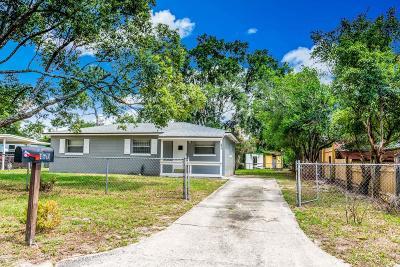 Jacksonville Single Family Home For Sale: 4615 Fairleigh Ave