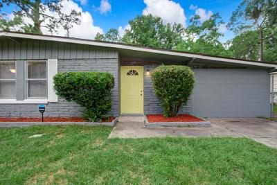 Jacksonville Single Family Home Contingent Take Backup: 912 La Marche Dr