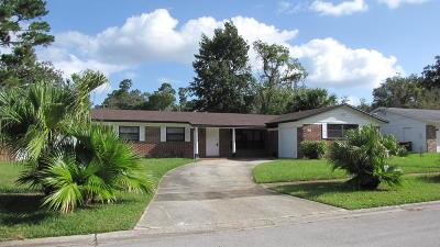 Jacksonville Single Family Home For Sale: 5245 Robert Scott Dr S