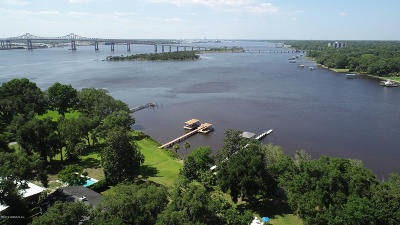 Jacksonville Single Family Home For Sale: 4987 River Point Rd