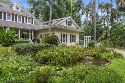 Ponte Vedra Beach Single Family Home For Sale: 611 N Wilderness Trl