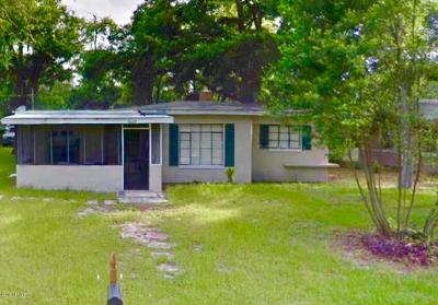 Jacksonville Multi Family Home For Sale: 1627 Chatham Rd