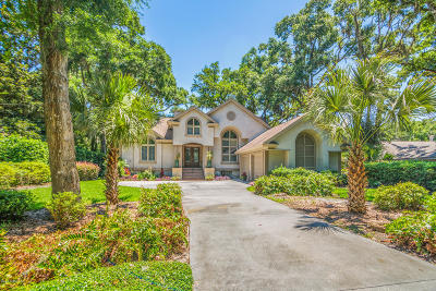 Fernandina Beach Single Family Home For Sale: 93 Sea Marsh Rd