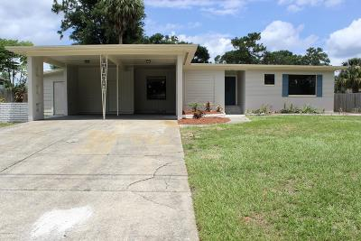 Jacksonville Single Family Home For Sale: 7867 Alderman Rd