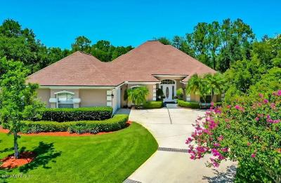 Jacksonville Single Family Home For Sale: 13457 Troon Trace Ln