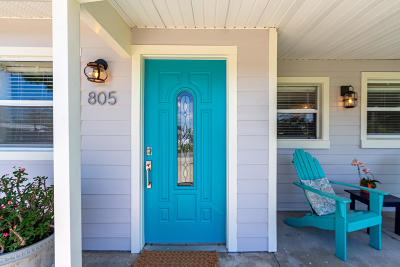 Atlantic Beach Single Family Home For Sale: 805 Amberjack Ln