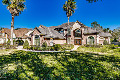 St. Johns County Single Family Home For Sale: 3355 Bishop Estates Rd