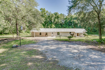 Sanderson Single Family Home For Sale: 21578 Pleasant Grove Church Rd