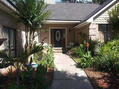 Fernandina Beach Single Family Home For Sale: 94232 Summer Breeze Dr