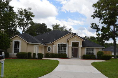 St. Johns County Rental For Rent: 209 Edgewater Branch Dr