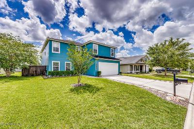 Jacksonville Single Family Home For Sale: 1915 River Rock Rd