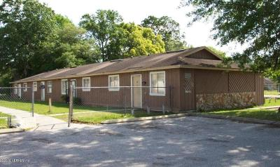 Jacksonville Single Family Home For Sale: 4231 Moncrief Rd