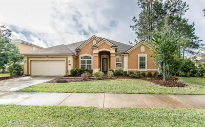 Orange Park Single Family Home Contingent Take Backup: 4431 Vista Point Ln