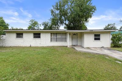 Single Family Home For Sale: 8588 Darlington Dr