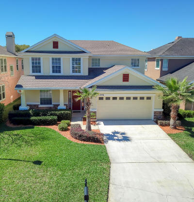 Green Cove Springs Single Family Home For Sale: 3346 Turkey Creek Dr