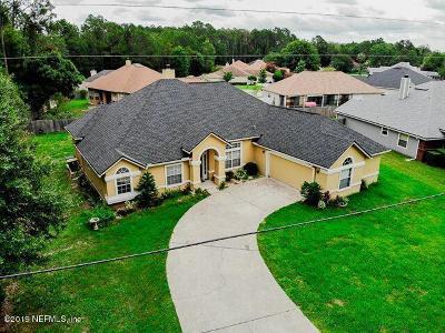 Jacksonville Single Family Home For Sale: 11027 Sky Lark Dr