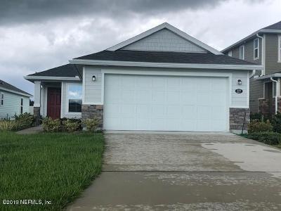 St Augustine Single Family Home For Sale: 227 Bluejack Ln