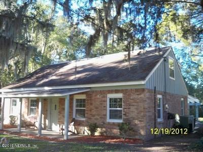 Single Family Home For Sale: 1346 Orange Cir S