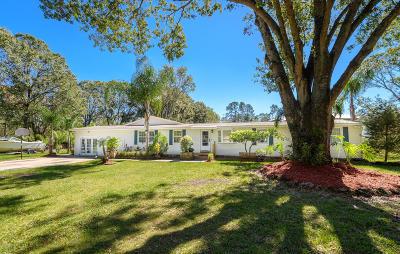 Jacksonville Single Family Home For Sale: 4102 Joy Ln