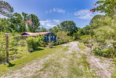 Single Family Home For Sale: 9246 Bearden Rd