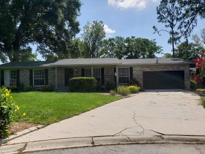 Orange Park Single Family Home For Sale: 3528 Red Oak Ct