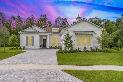 St. Johns County Single Family Home For Sale: 522 Freshwater Dr