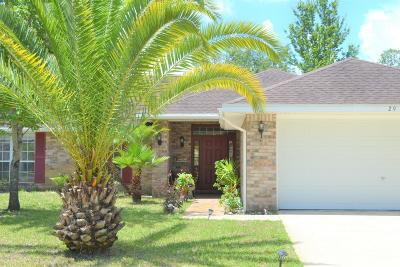 Flagler County Single Family Home For Sale: 29 Red Birch Ln