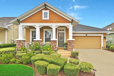 Fleming Island, Green Cove Spr, Jacksonville, Orange Park, Atlantic Beach, Fernandina Beach, Jacksonville Beach, Neptune Beach, Ponte Vedra, Ponte Vedra Beach, St Johns, Palm Valley, Vilano Beach Single Family Home For Sale: 270 Yearling Blvd