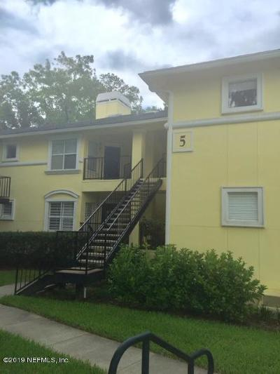 Jacksonville Beach Condo For Sale: 1800 The Greens Way #504