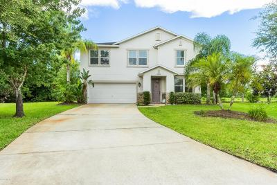 Single Family Home For Sale: 4129 Palmetto Bay Dr