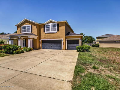 Fleming Island, Green Cove Spr, Jacksonville, Orange Park, Atlantic Beach, Fernandina Beach, Jacksonville Beach, Neptune Beach, Ponte Vedra, Ponte Vedra Beach, St Johns, Palm Valley, Vilano Beach Single Family Home For Sale: 12426 Sugarberry Way