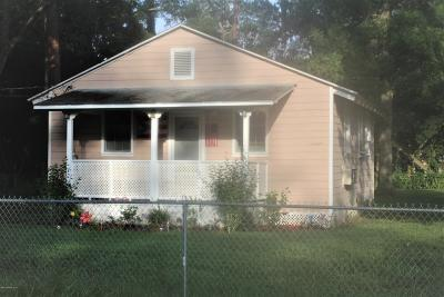 Duval County Single Family Home For Sale: 5534 Brent St