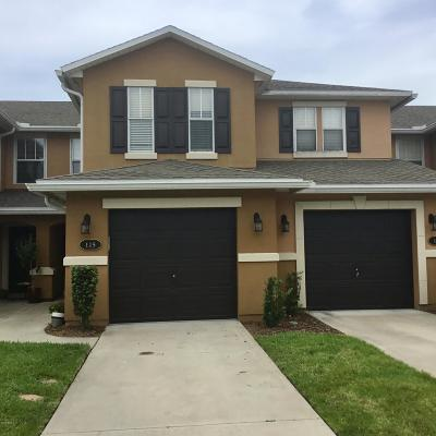 St Augustine Townhouse For Sale: 115 Crete Ct