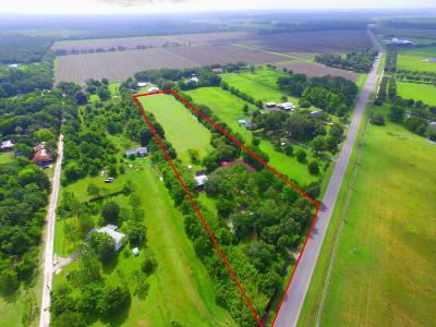 St. Johns County Single Family Home For Sale: 780 County Road 13a