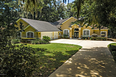 Orange Park, Fleming Island Single Family Home For Sale: 686 Frederic Dr