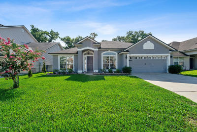 Jacksonville Single Family Home For Sale: 327 Southern Rose Dr