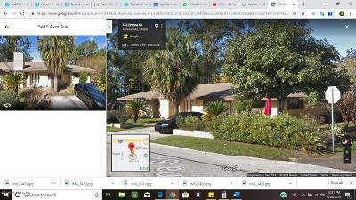 St. Johns County, Clay County, Putnam County, Duval County Rental For Rent: 5675 Akra Ave