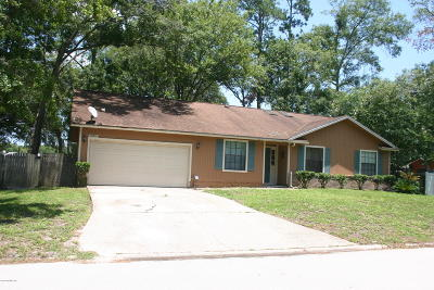Jacksonville Single Family Home For Sale: 12415 Autumnbrook Trl W