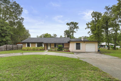 Green Cove Springs Single Family Home For Sale: 498 Branscomb Rd