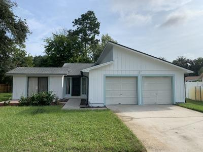 Jacksonville Beach Single Family Home For Sale: 1 Freedom Way