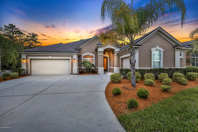 Fleming Island Single Family Home For Sale: 1934 Salt Creek Dr