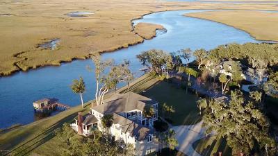 Jacksonville Single Family Home For Sale: 3013 Sunset Landing Dr