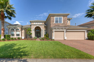 Ponte Vedra Single Family Home For Sale: 629 Port Charlotte Dr
